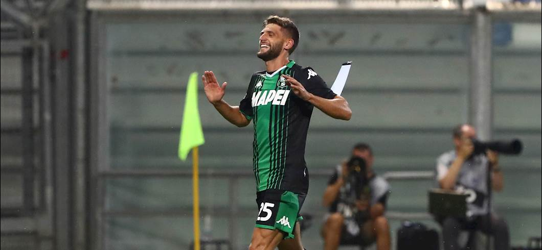Sassuolo-Sampdoria (Getty Images)