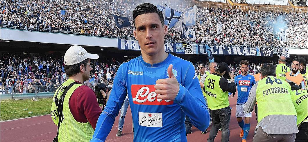 José Maria Callejon (Getty)