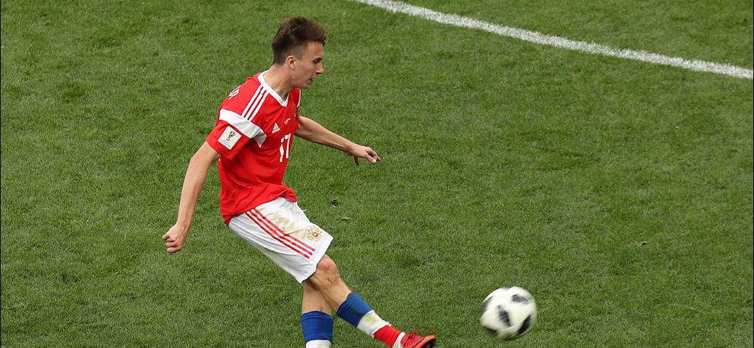 Golovin (Getty Images)