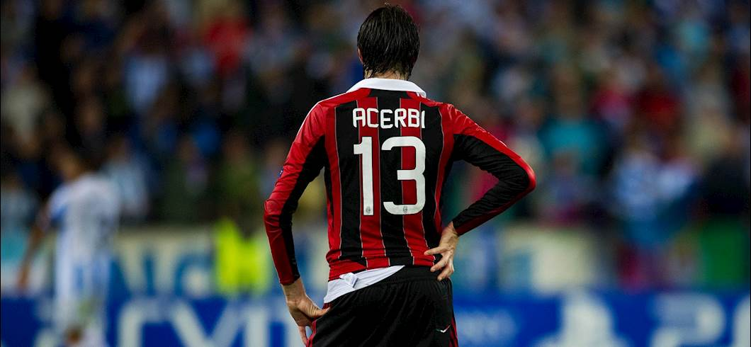 Francesco Acerbi al Milan (Getty Images)