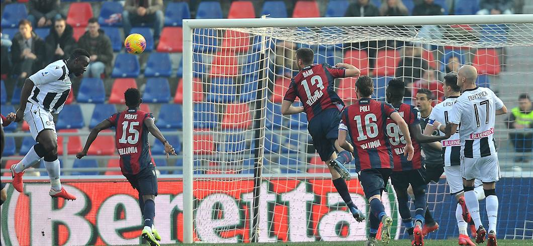 Bologna-Udinese (Getty Images)
