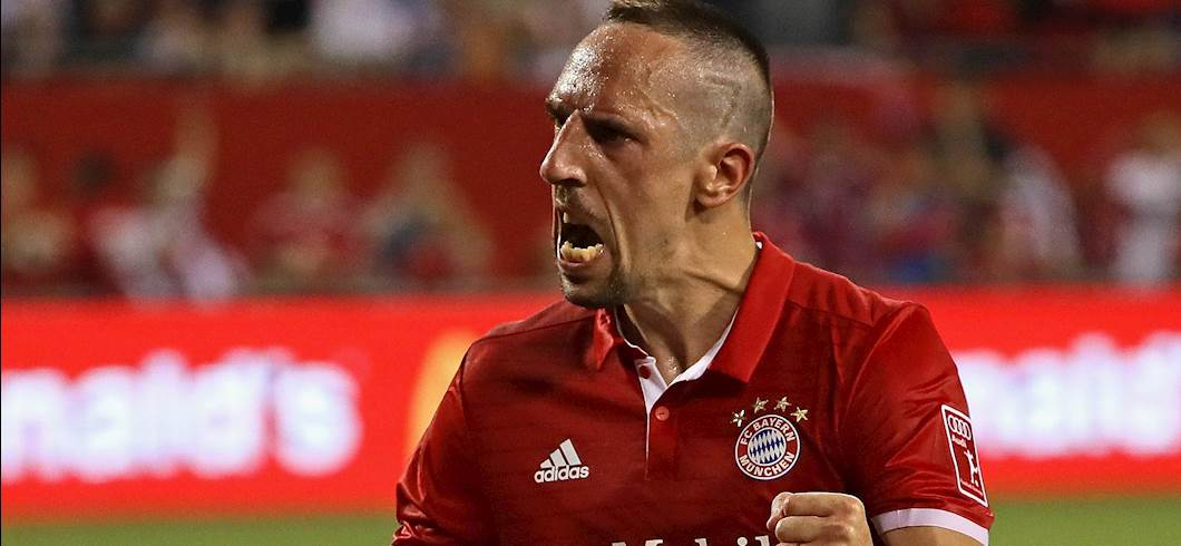 Ribery (Getty Images)