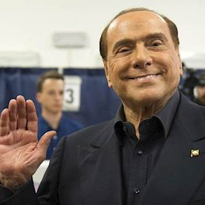 Silvio Berlusconi (Getty)