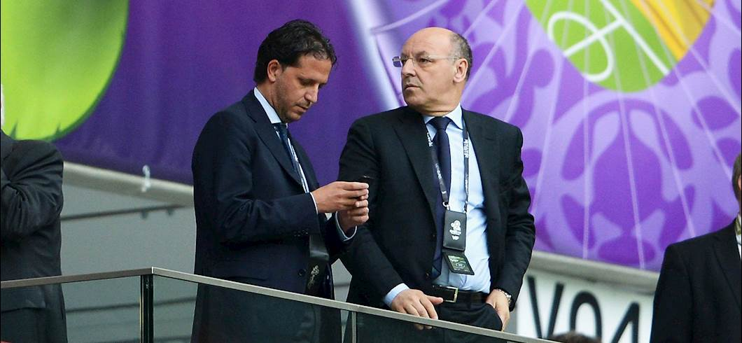 Marotta e Paratici (getty)