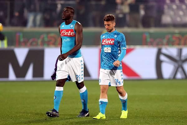 Napoli, Gattuso in conferenza: