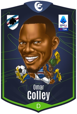 Colley Omar