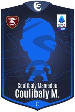 Coulibaly Mamadou