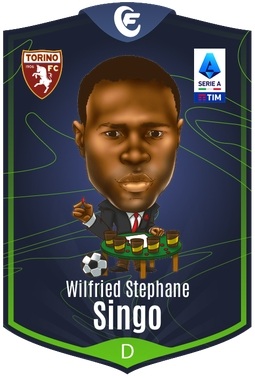 Singo Wilfried Stephane