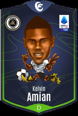 Amian Kelvin