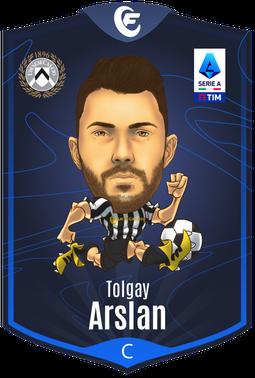 Arslan Tolgay