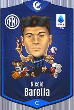 Barella Nicolò