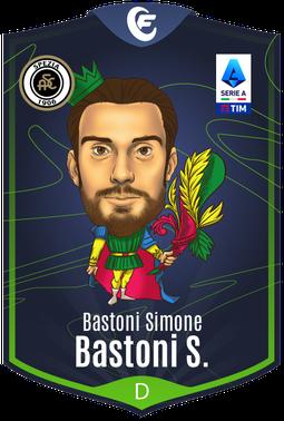 BASTONI S.
