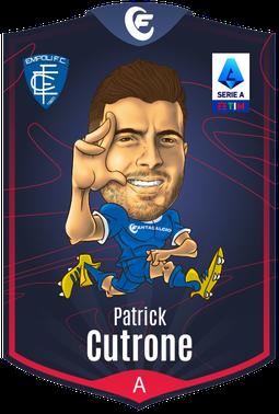 Cutrone Patrick