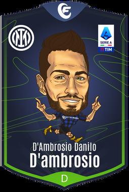 D'Ambrosio Danilo