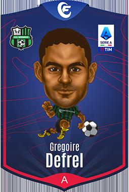 Defrel Gregoire