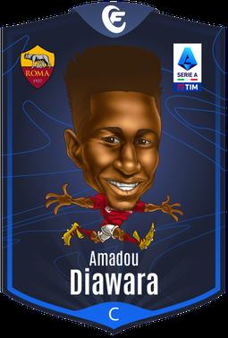 Diawara Amadou