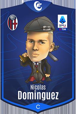 Dominguez Nicolas