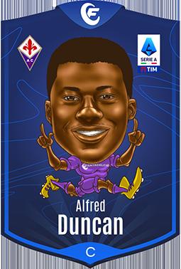 Duncan Alfred
