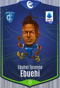 Ebuhei Tyronne
