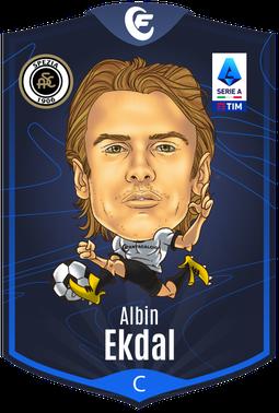 Ekdal Albin