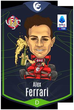 Ferrari Alex