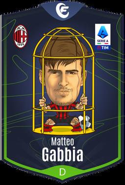 Gabbia Matteo