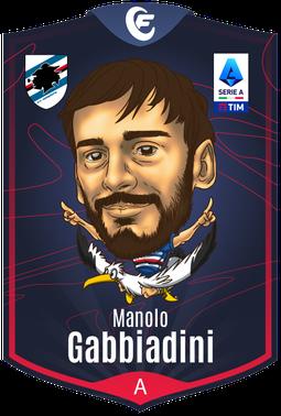 Gabbiadini Manolo