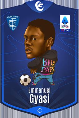 Gyasi Emmanuel