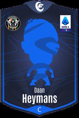 Heymans Daan