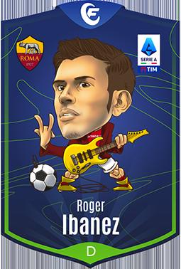 Ibanez Roger