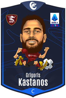 Kastanos Grigoris