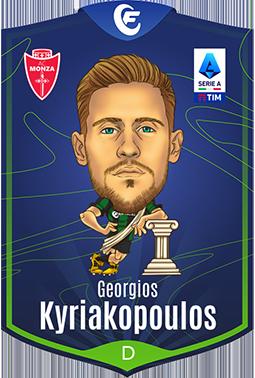 Kyriakopoulos Georgios