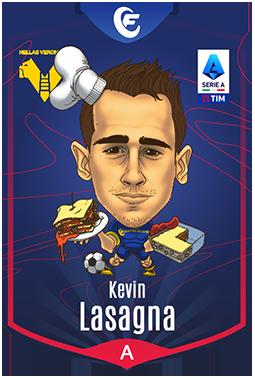 Lasagna Kevin