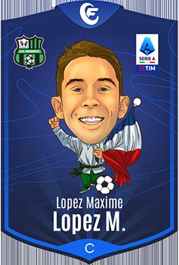 Lopez Maxime