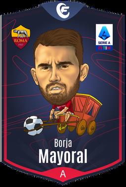 Mayoral Borja