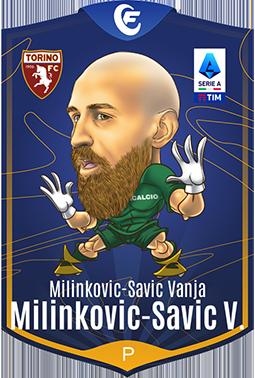 MILINKOVIC-SAVIC V.