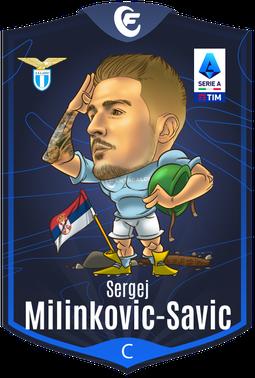 Milinkovic-Savic Sergej