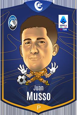 Musso Juan