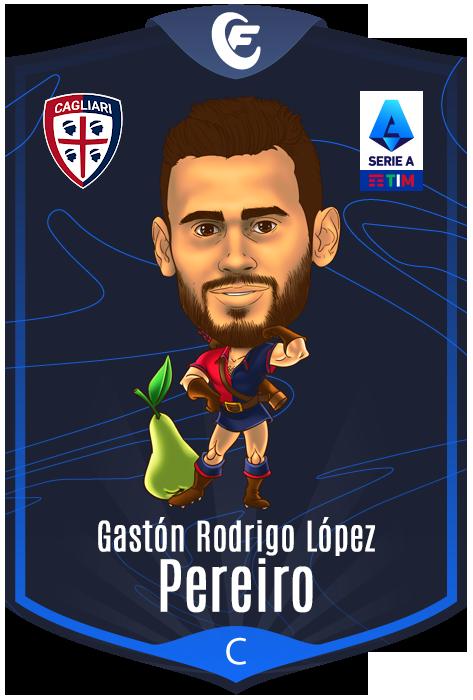 Pereiro Gaston