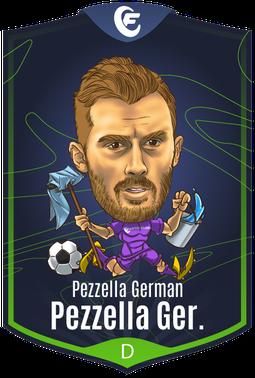 Pezzella German