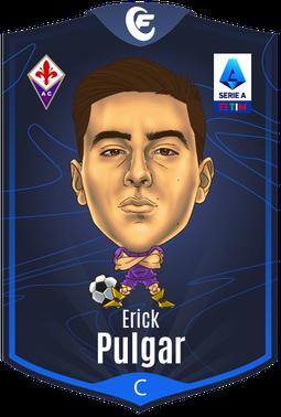 Pulgar Erick