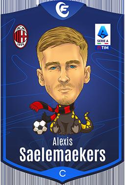 Saelemaekers Alexis