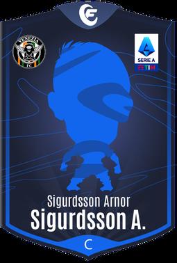 Sigurdsson Arnor