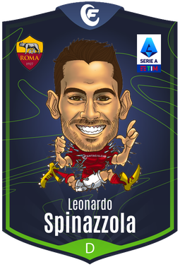 Spinazzola Leonardo