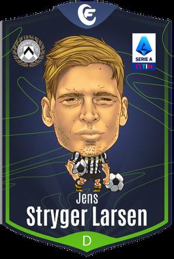 Stryger Larsen Jens