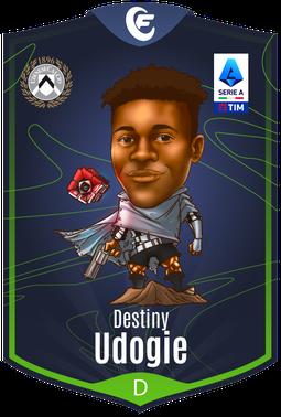 Udogie Destiny