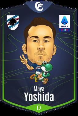 Yoshida Maya