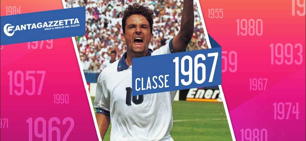 Roberto Baggio con la maglia dell\'Italia a USA 1994