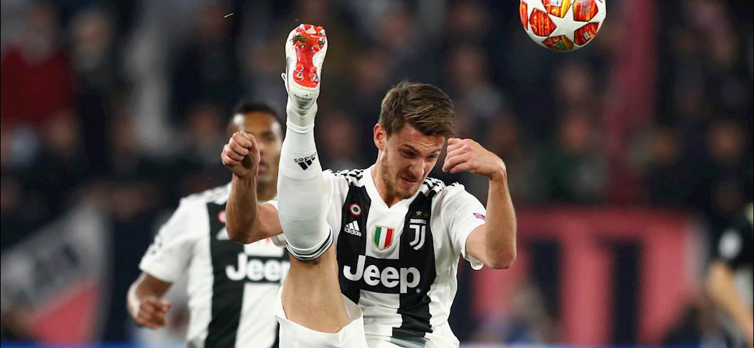 Rugani (Getty Images)
