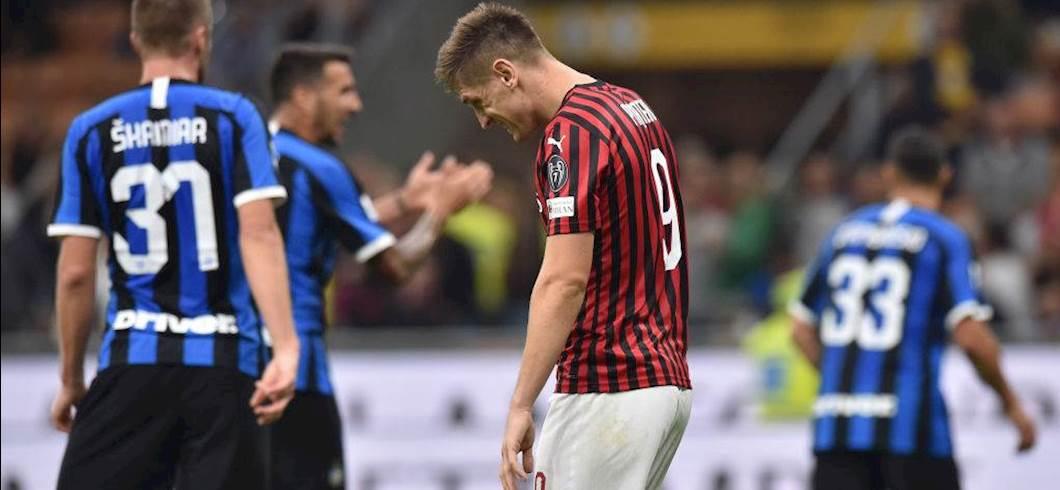 Calciomercato Milan: Piatek verso la cessione a gennaio (Getty Images)